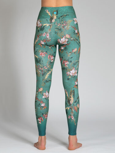 Secret Garden Leggings printed