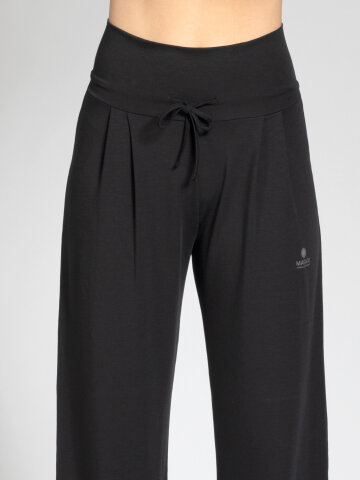 Yoga pants Florence Black made of natural material