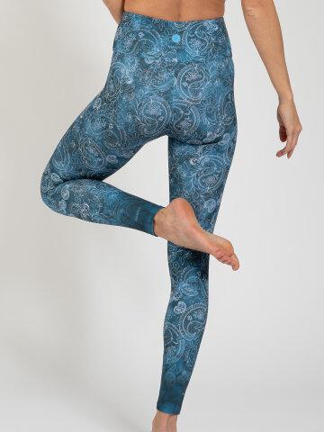 Arabesque Leggings en stretch confort avec poche