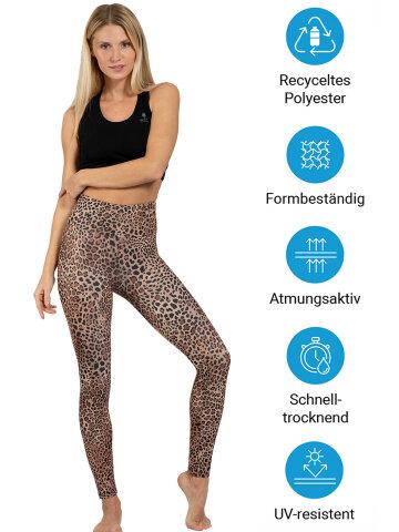 Yoga Leggings Go Wild aus Komfort-Stretch XS