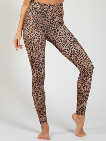 Go Wild Leggings en stretch confort avec poche L