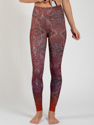 Ornament Leggings en stretch confort avec poche