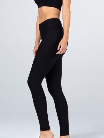 Marie Yoga Leggings Black