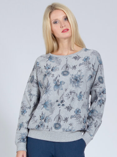 Sophia Sweater Floral