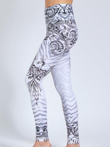 Phoenix printed Leggings