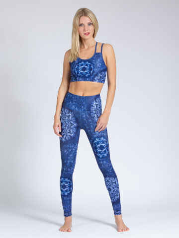 Mood Leggings aus Funktionsmaterial